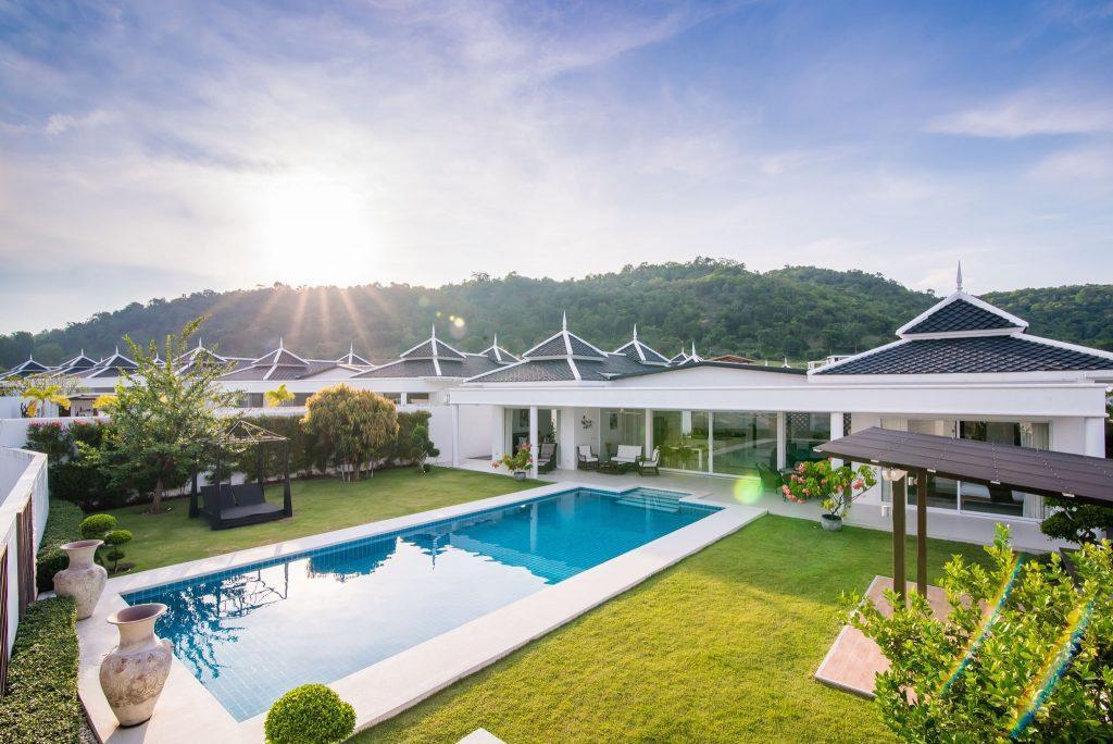 1. H villa