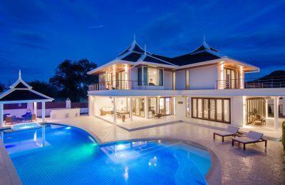 1. CD villa