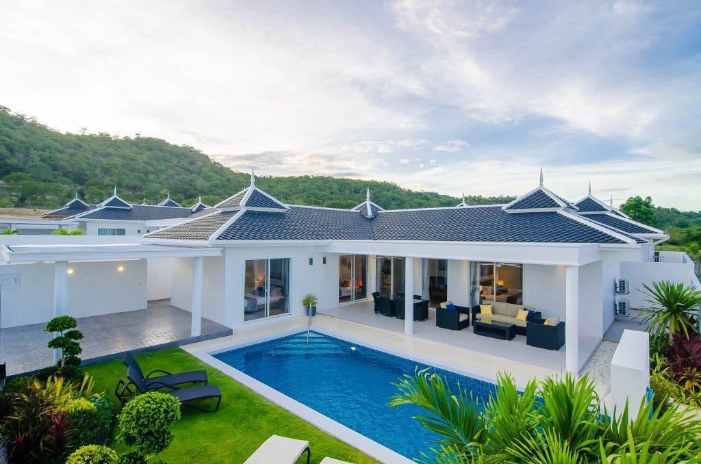 10 Villa LD Swimmingpool