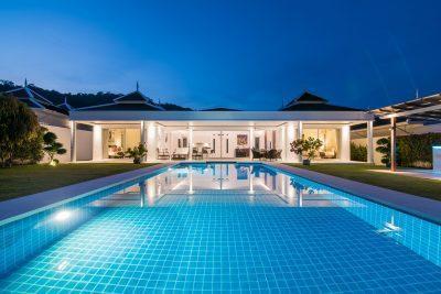 3. H villa