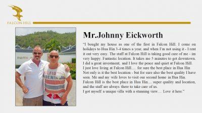 mr Jhonny